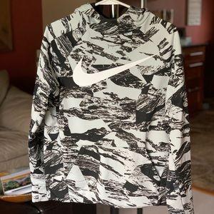 Nike Dri-fit Hoodie Sweatshirt